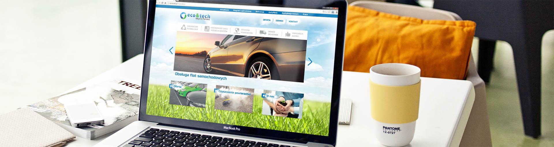 strony www zdjęcie główne revenart